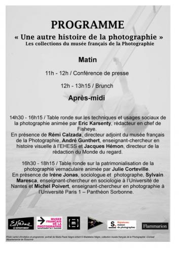 Programme MFP 21 mai 2015