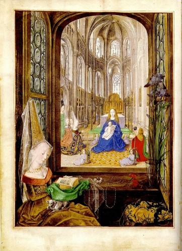 Livre d'heures de Marie de Bourgogne1
